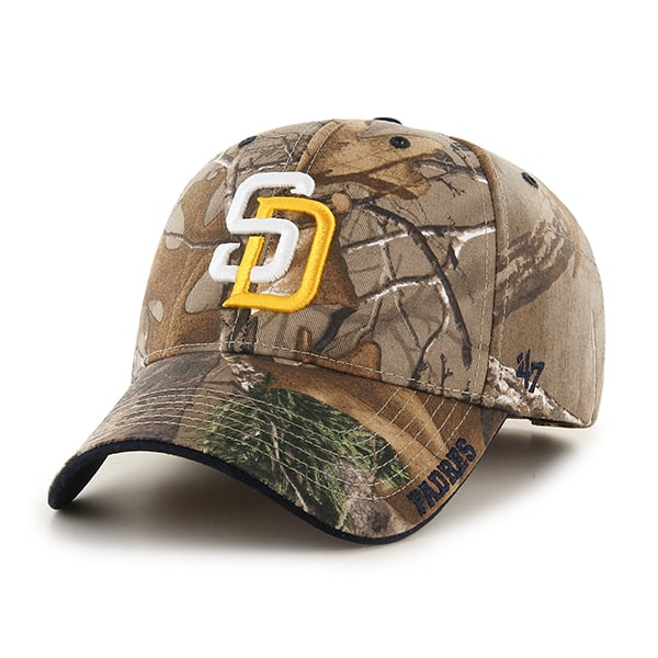 San Diego Padres Realtree Frost Realtree 47 Brand Adjustable Hat