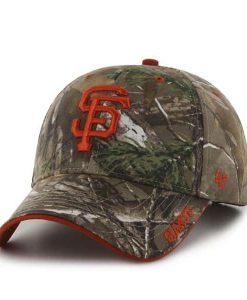 San Francisco Giants Realtree Frost Realtree 47 Brand Adjustable Hat