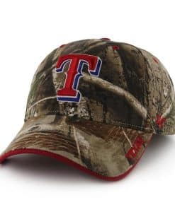Texas Rangers Realtree Frost Realtree 47 Brand Adjustable Hat
