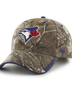 Toronto Blue Jays Realtree Frost Realtree 47 Brand Adjustable Hat