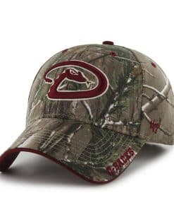 Arizona Diamondbacks Realtree Frost Realtree 47 Brand Adjustable Hat