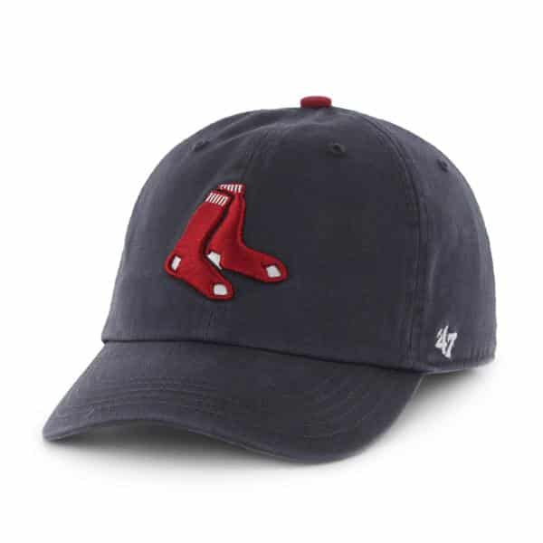 Boston Red Sox Clean Up Alternate 47 Brand Adjustable Hat