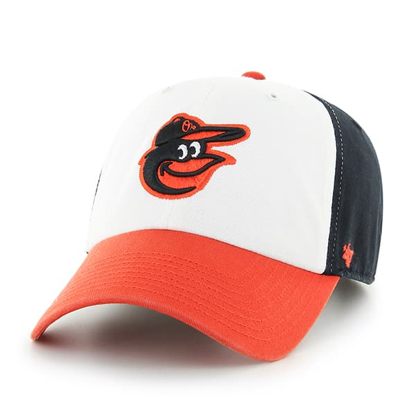 Baltimore Orioles Clean Up Home 47 Brand Adjustable Hat