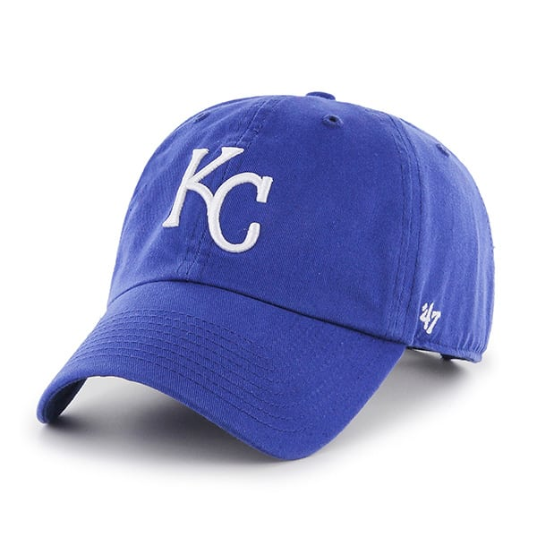 Kansas City Royals Clean Up Royal 47 Brand Adjustable Hat