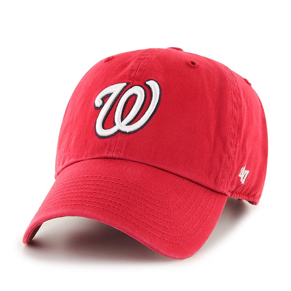 Washington Nationals Clean Up Home 47 Brand KID Hat