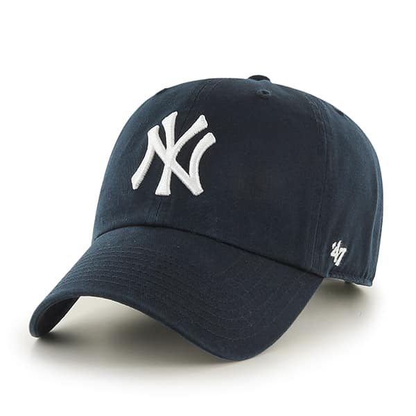 New York Yankees Clean Up Home 47 Brand YOUTH Hat