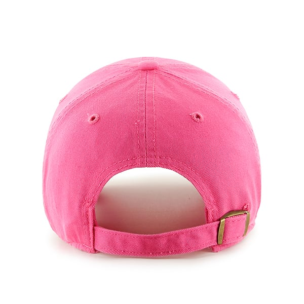 0d166f94727 New York Yankees Clean Up Pink 47 Brand YOUTH Hat - Detroit Game Gear
