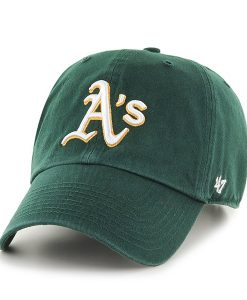 Oakland Athletics Clean Up Road 47 Brand Adjustable Hat