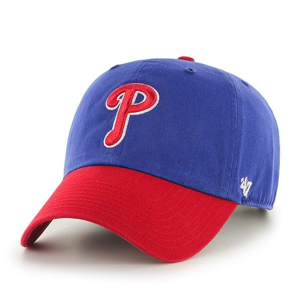 Philadelphia Phillies Clean Up Alternate 47 Brand Adjustable Hat