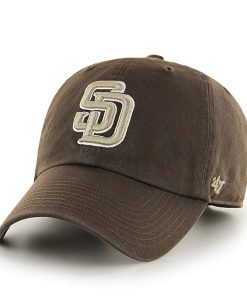 San Diego Padres Clean Up Alternate 2 47 Brand Adjustable Hat
