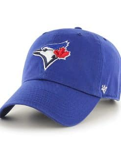 Toronto Blue Jays Clean Up Royal 47 Brand Adjustable Hat