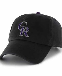 Colorado Rockies Clean Up Home 47 Brand YOUTH Hat