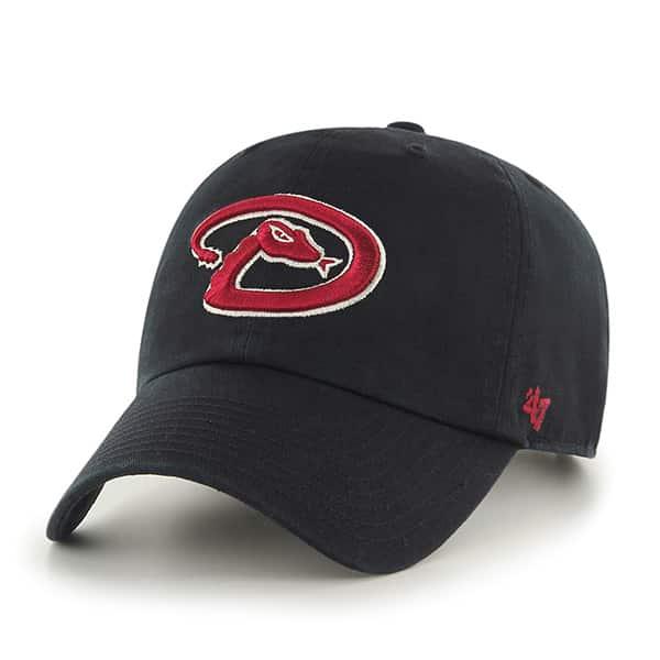 Arizona Diamondbacks Clean Up Black 47 Brand YOUTH Hat