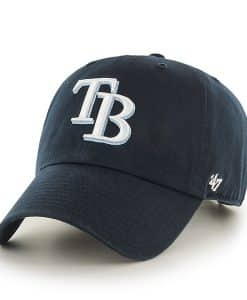 Tampa Bay Rays Clean Up Home 47 Brand Adjustable Hat