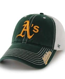 Oakland Athletics Ripley Dark Green 47 Brand Stretch Fit Hat