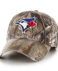 Toronto Blue Jays Realtree Clean Up Realtree 47 Brand Adjustable Hat
