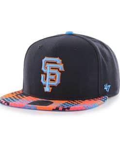 San Francisco Giants Ruffian Captain Navy 47 Brand Adjustable Hat