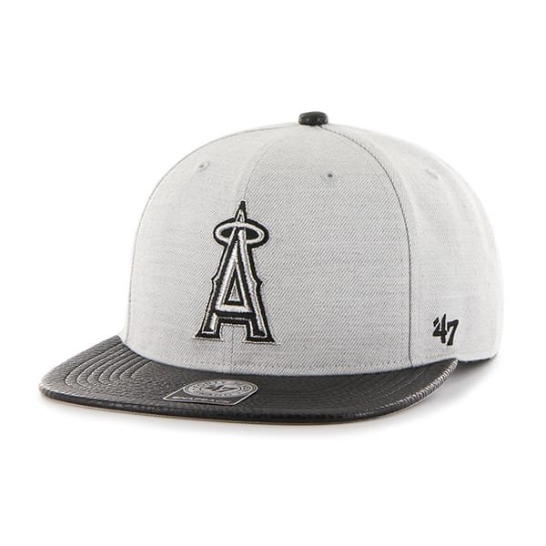 Los Angeles Angels Riverside Captain Gray 47 Brand YOUTH Hat