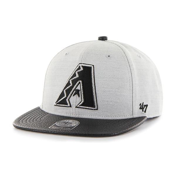Arizona Diamondbacks Riverside Captain Gray 47 Brand Adjustable Hat