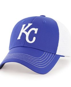 Kansas City Royals Mass Raycroft Royal 47 Brand Adjustable Hat