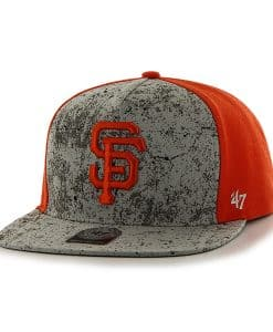 San Francisco Giants Rylander Captain Dt Orange 47 Brand Adjustable Hat