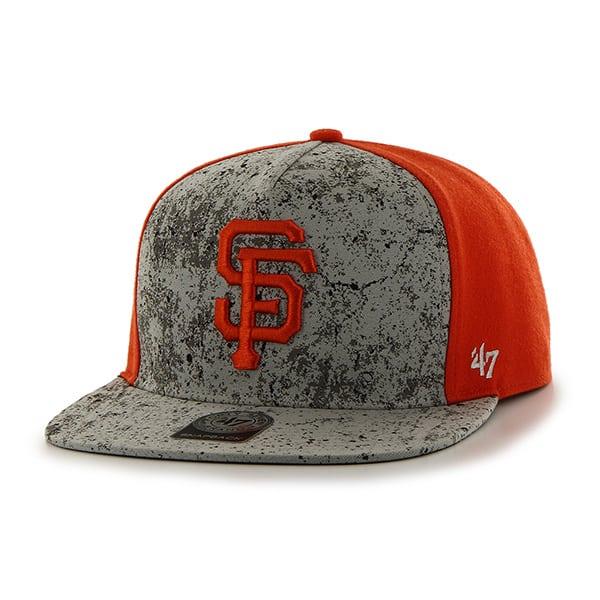 San Francisco Giants Rylander Captain Dt Orange 47 Brand Adjustable Hat
