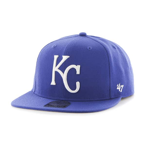 Kansas City Royals Sure Shot Royal 47 Brand Adjustable Hat