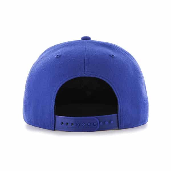 the best attitude 92d79 24ed2 Milwaukee Brewers Sure Shot Royal 47 Brand Adjustable Hat. Milwaukee ...