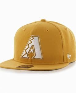 Arizona Diamondbacks Sure Shot Wheat 47 Brand Adjustable Hat