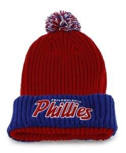 Philadelphia Phillies Step Back Red 47 Brand Adjustable Hat
