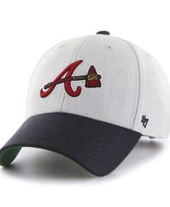 Atlanta Braves Thurman MVP Gray 47 Brand YOUTH Hat