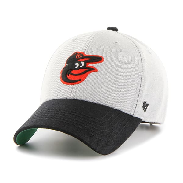 Baltimore Orioles Thurman MVP Gray 47 Brand YOUTH Hat
