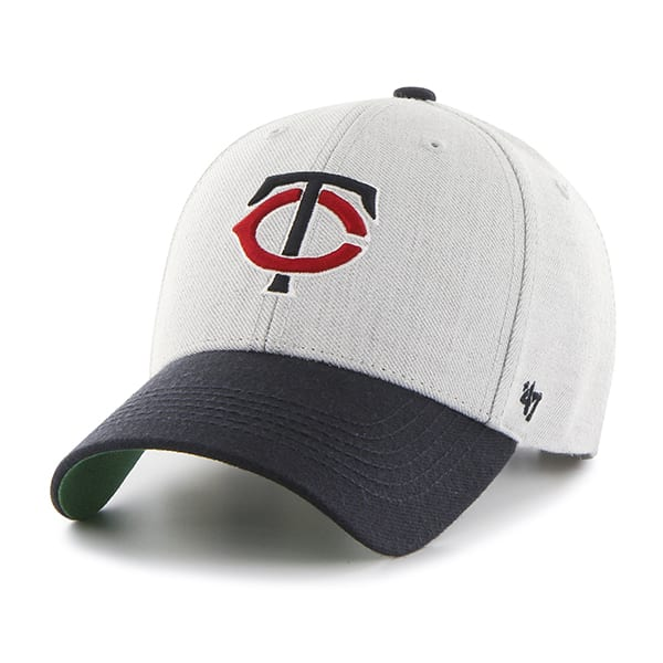 Minnesota Twins Thurman MVP Gray 47 Brand YOUTH Hat