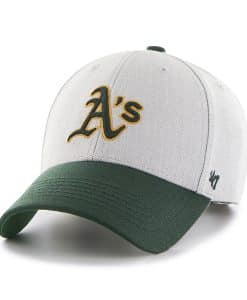 Oakland Athletics Thurman MVP Gray 47 Brand YOUTH Hat