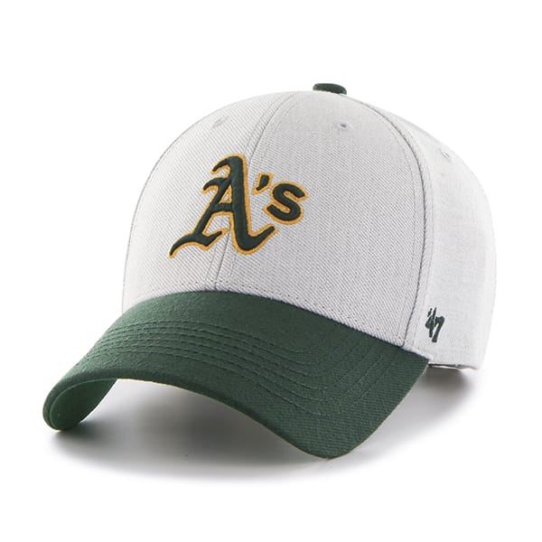 Oakland Athletics Thurman MVP Gray 47 Brand YOUTH Hat