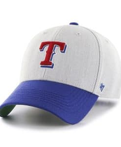 Texas Rangers Thurman MVP Gray 47 Brand YOUTH Hat