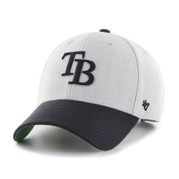 Tampa Bay Rays Thurman MVP Gray 47 Brand YOUTH Hat