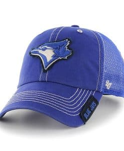 Toronto Blue Jays Turner Clean Up Royal 47 Brand Adjustable Hat