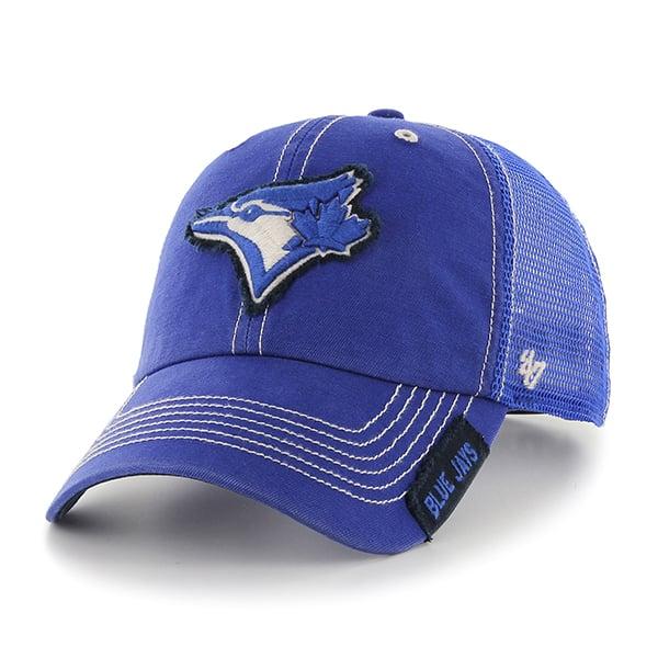 Toronto Blue Jays Turner Clean Up Royal 47 Brand Adjustable Hat