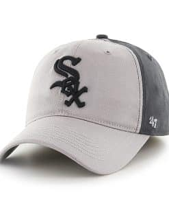Chicago White Sox Umbra Closer Dark Charcoal 47 Brand Stretch Fit Hat