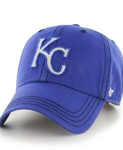 Kansas City Royals Woodall Clean Up Royal 47 Brand Adjustable Hat