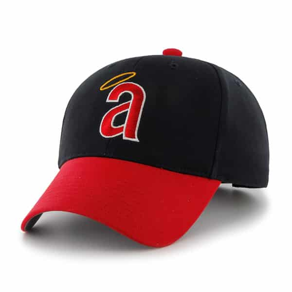 Los Angeles Angels Basic MVP Home 47 Brand YOUTH Hat