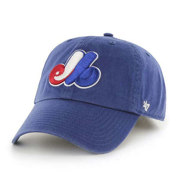 Washington Nationals Clean Up Royal 47 Brand YOUTH Hat