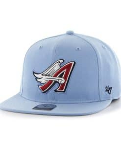 Los Angeles Angels Sure Shot Columbia 47 Brand Adjustable Hat