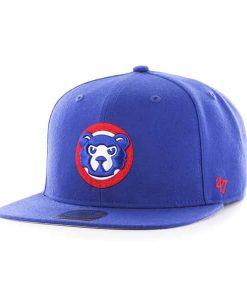 Chicago Cubs Sure Shot Royal 47 Brand Adjustable Hat
