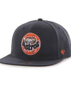 Houston Astros Sure Shot Navy 47 Brand Adjustable Hat