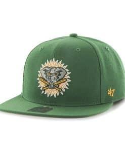 Oakland Athletics Sure Shot Kelly 47 Brand Adjustable Hat
