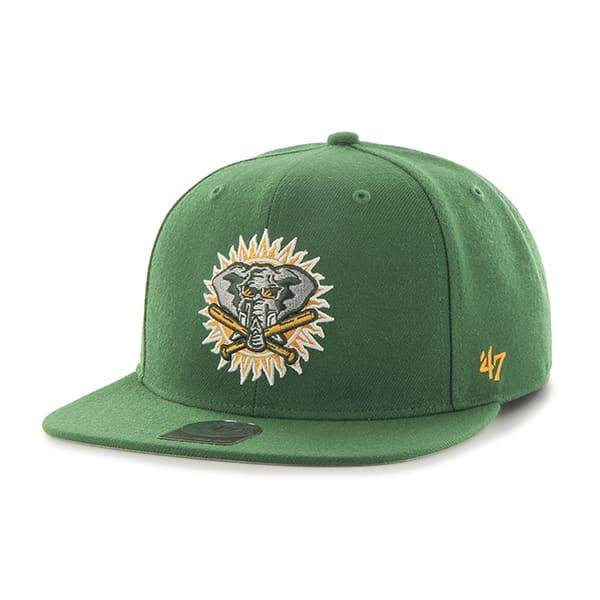 Oakland Athletics Sure Shot Kelly 47 Brand Adjustable Hat
