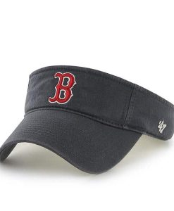 Boston Red Sox 47 Brand Navy VISOR Adjustable Hat