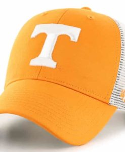 Tennessee Volunteers 47 Brand Orange Branson MVP Mesh Snapback Hat